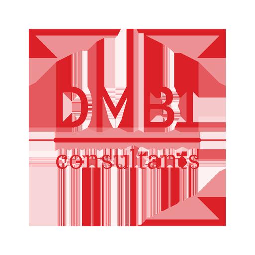 Logo in fomato quadrato della società DMBI Consultants
